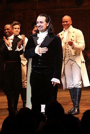 Hamilton the music was written and performed byLin-Manuel Miranda