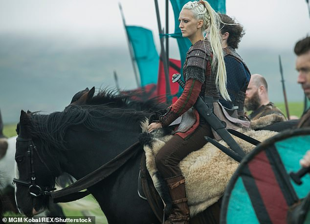 Vikings star Georgia Hirst hints there will be an 'unexpected' twist in the final season