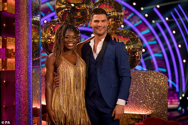 Covid: During Strictly, Janette had been living alone since October, while Aljaz went back to their home after leaving the show alongside his partner DJ Clara Amfo