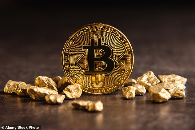 New record highs: Bitcoin went above $29,600 (£21,645) on January 1