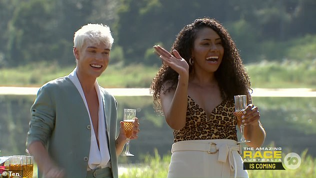 Stars: On Sunday night, viewers expressed confusion as to who the stars were on 'I'm A Celebrity' after big names Jack Vidgen and Paulini entered the camp