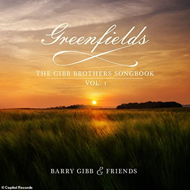 New:  Barry was on the show to promote his new album, Greenfields: The Gibb Brothers Songbook, Vol. 1