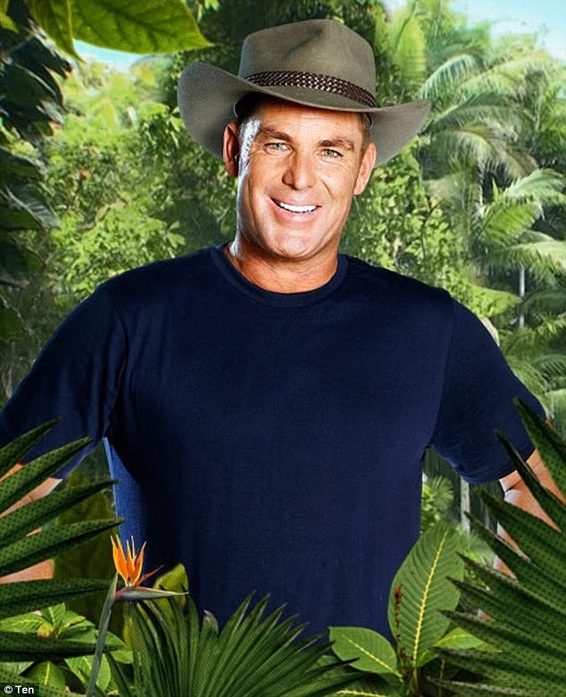 Whoops: Shane Warne inadvertently admitted to cheating on his ex-wife Simone Callahan during his 2016 stint on I'm A Celebrity... Get Me Out Of Here!
