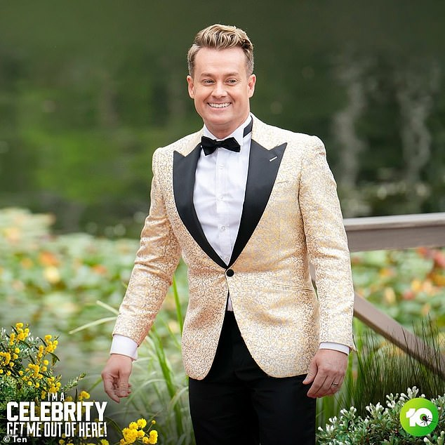 Has the 'I'm A Celebrity' winner leaked already? Ten has been hit with shock claims that Grant Denyer (pictured) is the 'pre-determined' winner of this season