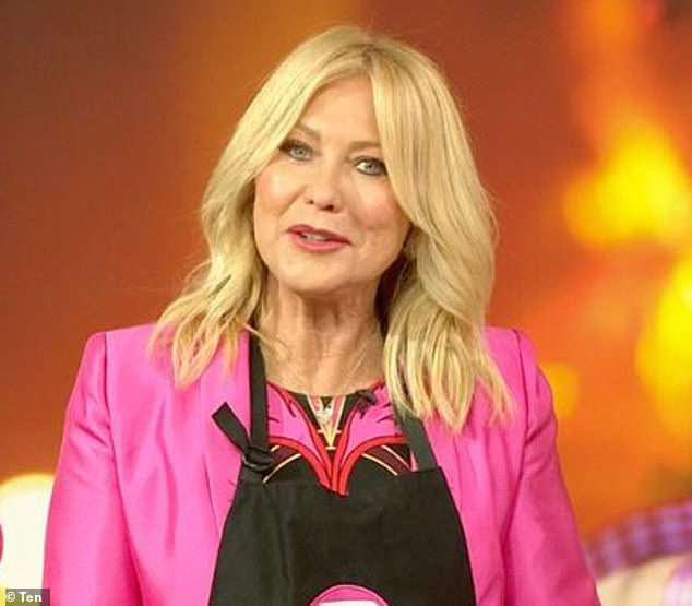 Kerri-Anne Kennerley SNUBS Studio 10 by turning down an interview about her on-stage fall