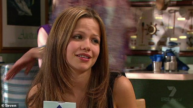 Shocking:Kane was involved in one of Home and Away's most controversial storylines. The character raped student Dani (Tammin Sursok) at her home in a scene that aired 2001