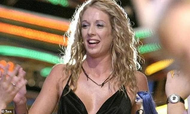 'It's a big commitment!' Former Big Brother star Bree Amer, 38, has revealed her surprising new career. Pictured on the 2004 season of Big Brother Australia