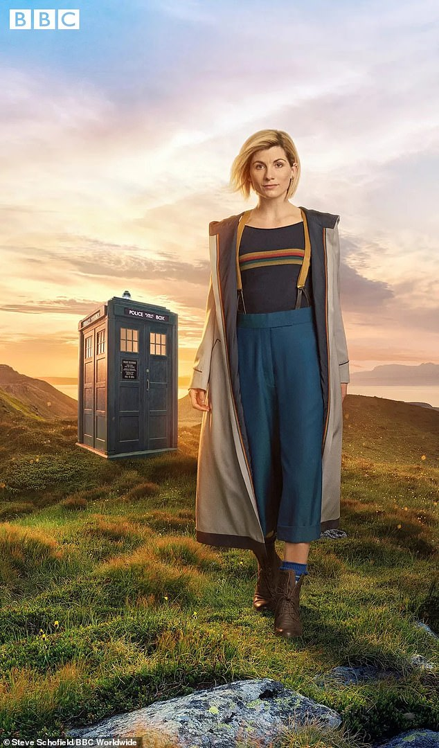 End of an era: Jodie is said to have told bosses of the BBC show that she won't return after the upcoming season, so they'll need to start thinking about recasting the role of the Time Lord