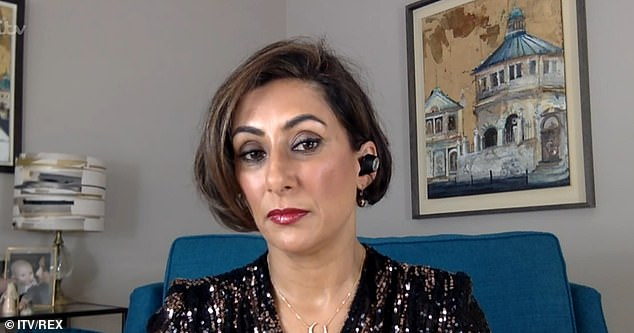 Saira Khan says she thinks more panellists should quit Loose Women