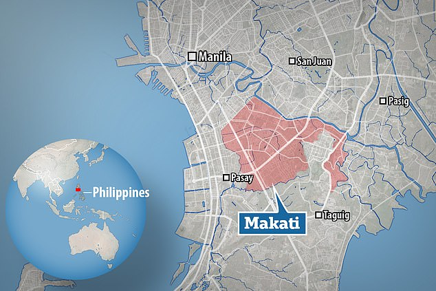 The flight attendant from General Santos City was found dead in a bathtub in Makati