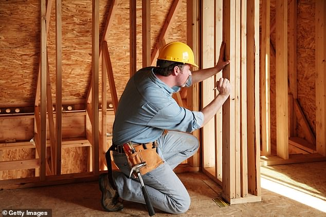 Builders and architects can still come to your home in England, Wales and Northern Ireland