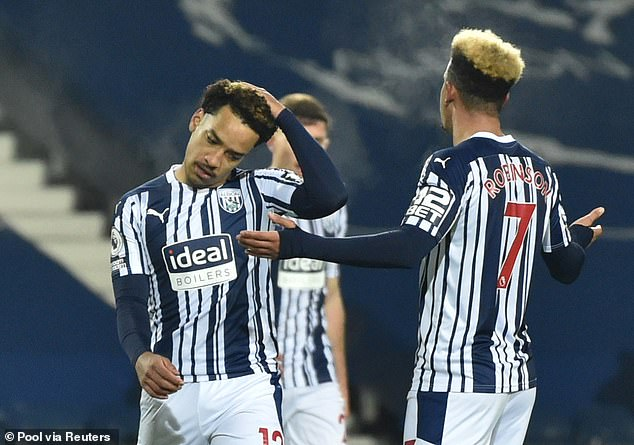West Brom are in disarray after shipping nine goals at home in their last two games
