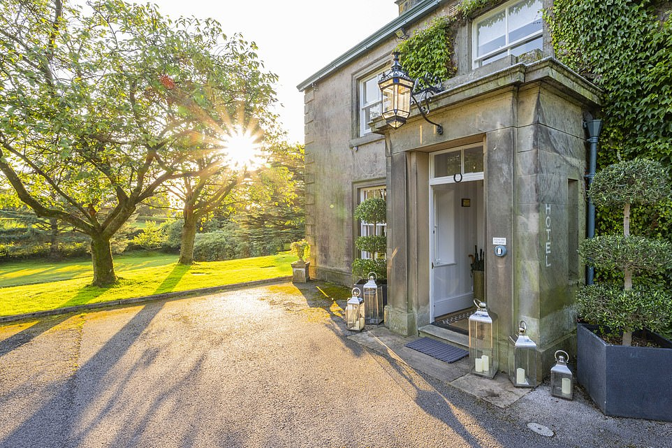 Farlam Hall is one of the oldest members of theRelais & Chateaux group