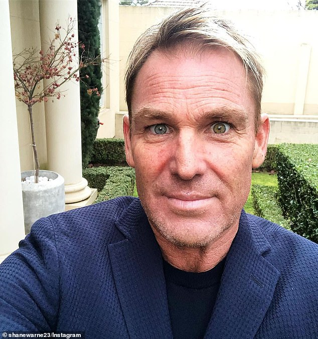 Off the market! Cricket legend Shane Warne recently sold his sprawling mansion in Brighton, Melbourne after months on the property market
