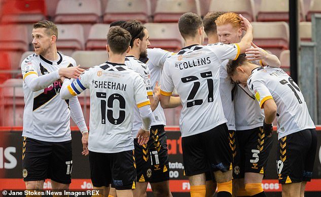 Newport County will be hoping to create further FA Cup headlines this year against Brighton