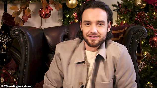 Oh dear: In a recent Instagram live Q&A, both Liam and the video's director Ben Winston, told of their remorse at the Harvey character being in the video - which has been viewed over 700 million times on YouTube.