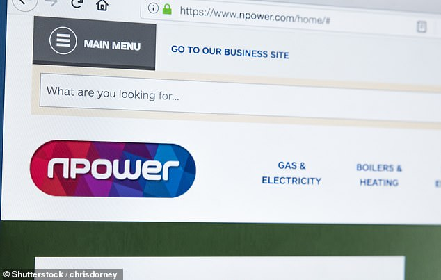 Confusion Officials at Npower were as confused as Ms A.G.