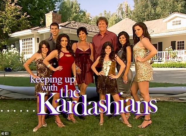 End of an era: The show first debuted in 2007 and launched various spinoff series for the sisters including Kourtney and Kim Take New York, Life Of Kylie, and Khloe and Lamar