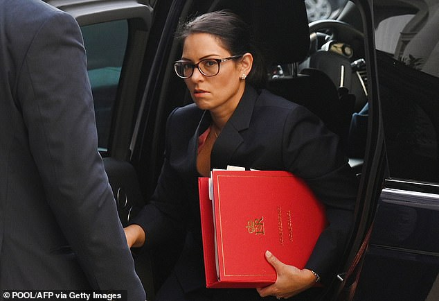 Priti Patel has set up a new command hub in Dover to carry out increased air, land and sea surveillance across the English Channel