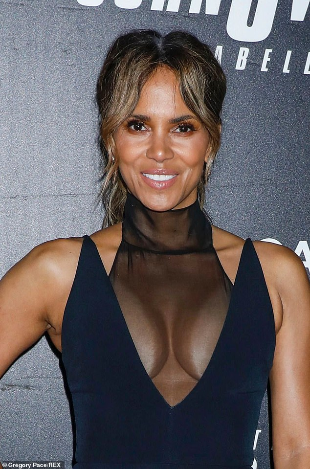 It has been a lockdown hero for those of us missing our salon waxes — and now it seems Halle Berry (pcitured) is also a fan of a secret smoother