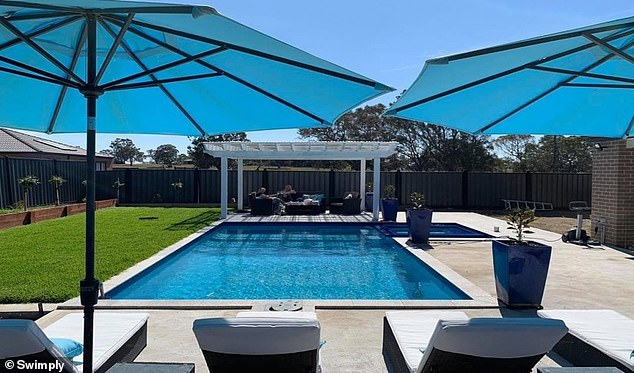 The stunning pools are up for rent on ' Swimply ' and start at just $15 per hour and privacy is guaranteed