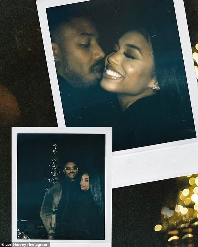 The latest:Lori Harvey, 24, and Michael B. Jordan, 33, made their relationship Instagram official Sunday evening with posts confirming their relationship on the site