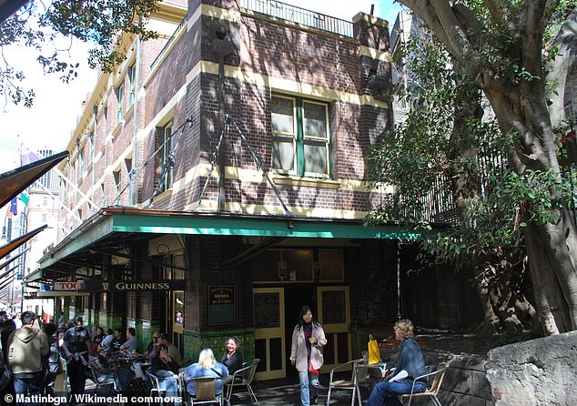 The Mercantile Hotel in The Rocks (pictured) has had plans approved to build a rooftop bar and restaurant which will host live music up until 10pm each night