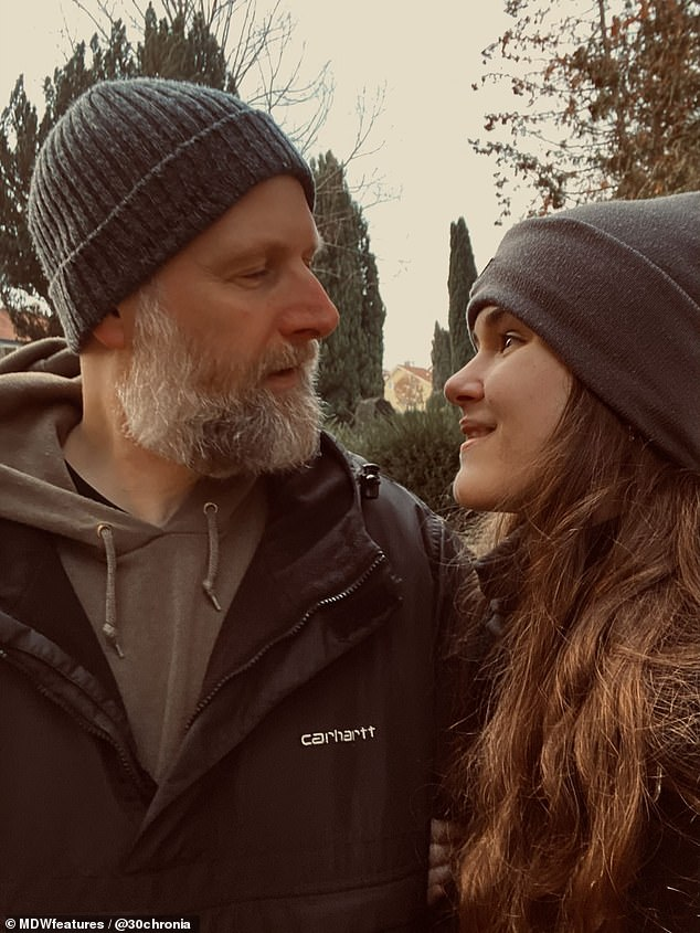 After messaging each other for three months, Peter asked Jana to FaceTime so they could have a more in-depth conversations, and fell in love at first sighte when they met in person in December 2017