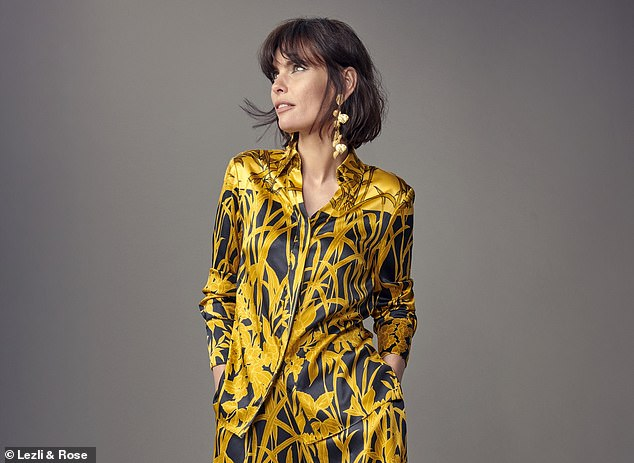 Upmarket: The deal is M&S's first fashion acquisition since it bought Per Una from designer George Davies for £125m in 2004