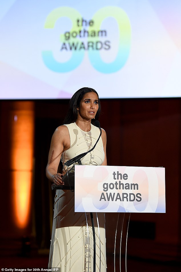 Two winners:The award was won by two films this year, which have 'incorporated media by the film's subjects over the course of many years,' with A Thousand Cuts and Time both winning