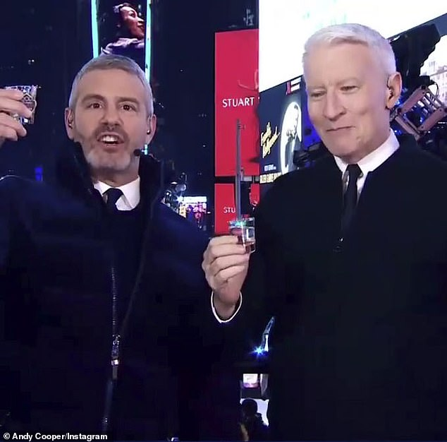 Most recently: The Emmy-winning anchor was seen ringing in the new year in Times Square – and getting tipsy doing it – with fellow media personality and proud gay dad Andy Cohen