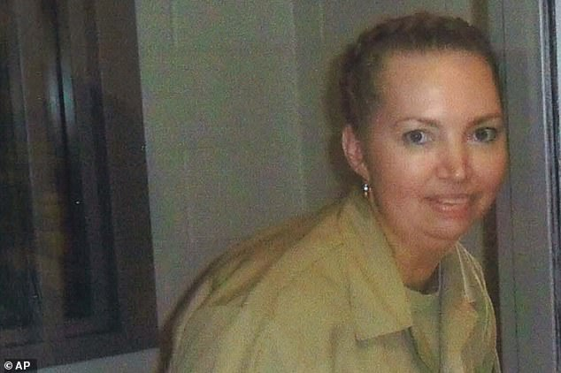 Reprieve for only woman on federal death row after judge grants 11th hour stay of execution