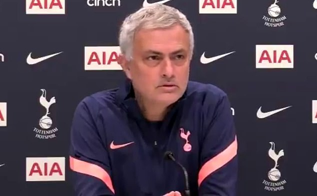 Jose Mourinho delivered an obvious but well put jibe back in response to Mesut Ozil