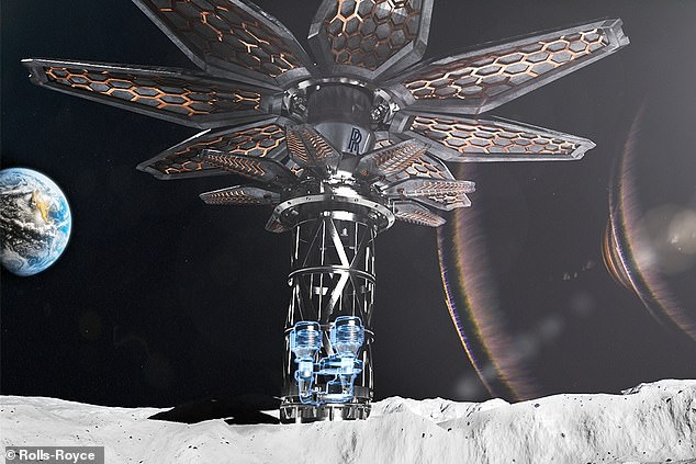 If successful, a nuclear-powered spacecraft engine could cut the journey time to Mars to just three to four months - roughly half the time possible using current systems