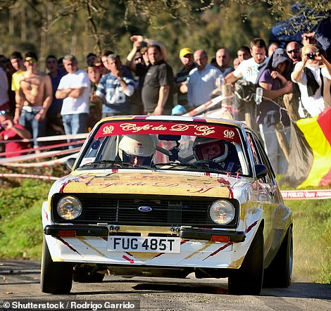 The Ford Escort is widely regarded as a legend of rallying