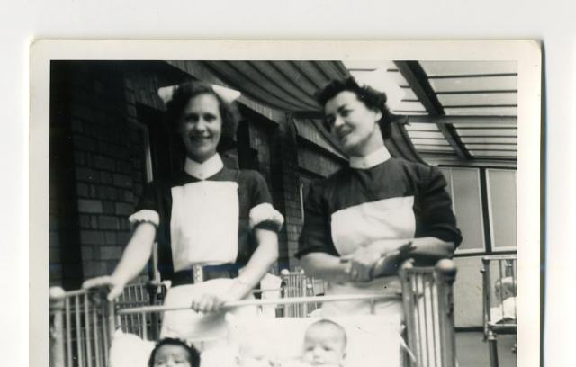 These photographs are the first glimpse of life inside Ireland's largest mother and baby home St. Patrick's on the Navan Road in Dublin. The first ever memorial day for children who died in the home will be held on August 13