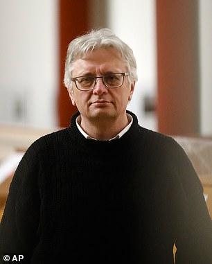 Joerg Schaldach, manager of the Meissen crematorium