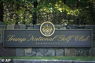 Trump's golf courses are believed to be struggling as his name becomes toxic