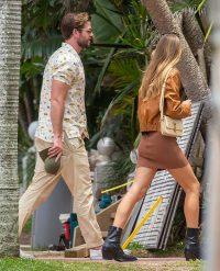 Liam Hemsworth celebrates 30th birthday with girlfriend Gabriella Brooks