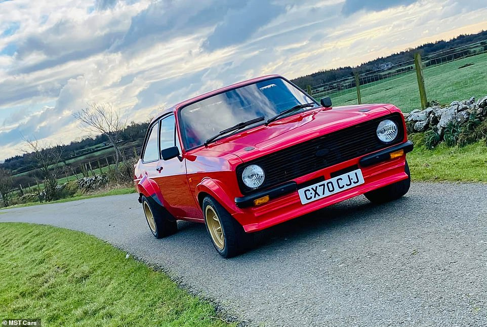 Fans of rallying from the 1970s and 1980s will love the idea of owning a brand-new Escort in 2021