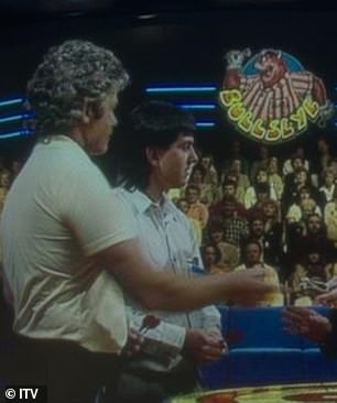 John Cooper on Bullseye (pictured left)
