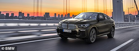 Coupe SUV: BMW X6