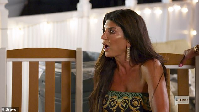 Gasp! Teresa Giudice has returned for another gossip-packed season of the hit Bravo series