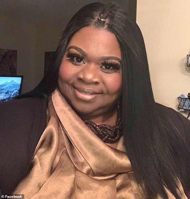 Felicia Parker, 40, passed away at a Houston hospital on Saturday after testing positive to the highly-infectious UK stain of COVID-19