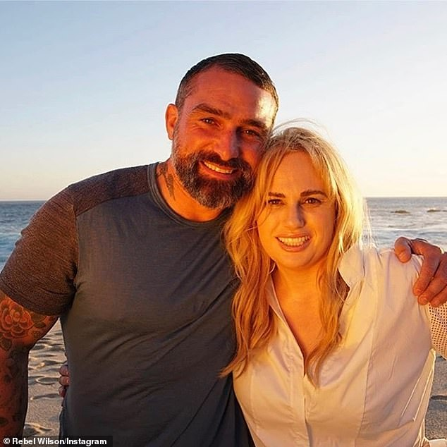 Rebel Wilson shares the trailer for her candid interview on Straight Talking with Ant Middleton