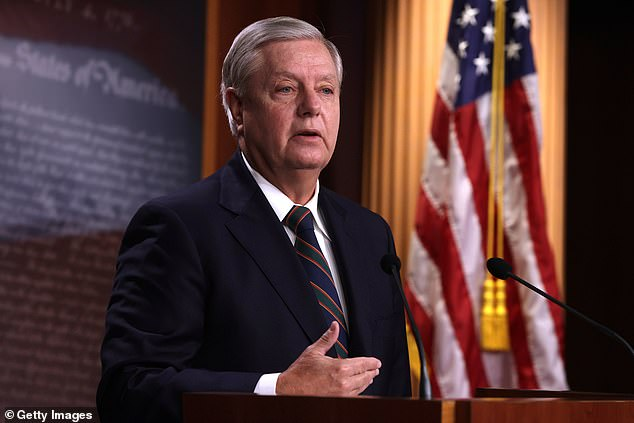 Lindsey Graham said he fears that convicting Donald Trump could lead to the impeachment of former presidents such as George Washington