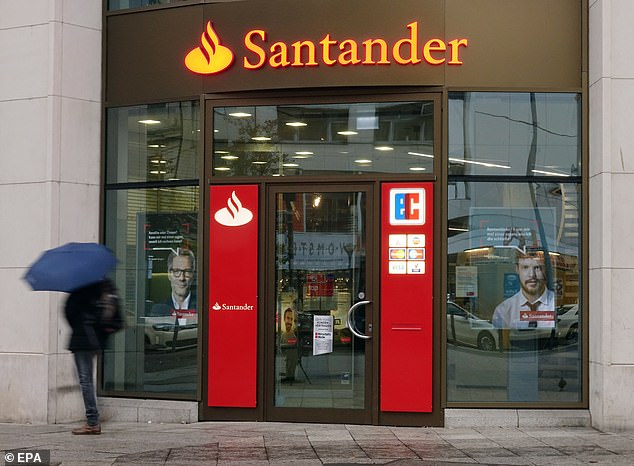 Santander has announced the third interest rate cut to its 123 current account in the last 12 months