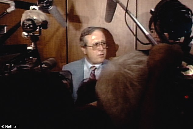 Gil Carrillo and Frank Salerno (pictured in 1985) were trying to catch Ramirez and operated uder the theory that all the different crimes had been committed by a single person