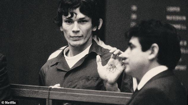 Between June 1984 and August 1985, Richard Ramirez (pictured), who operated under the alias Night Stalker, carried out a series of violent crimes which at first seemed random and left many believing they were the work of multiple people