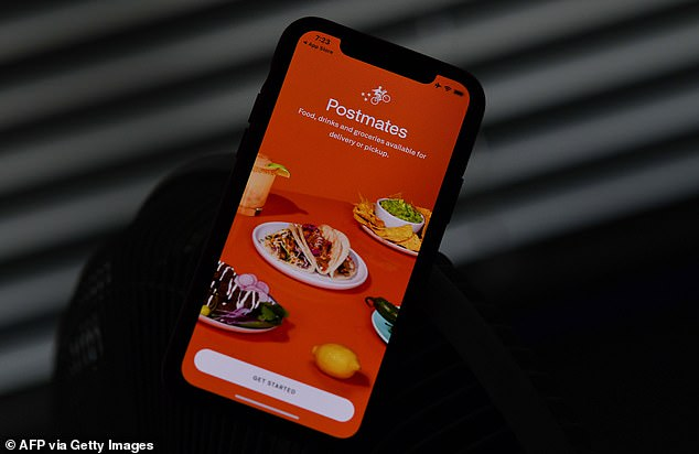 Feud: Restaurants have complained about delivery services for years, accusing apps like Postmates and Seamless of charging too-high fees on orders
